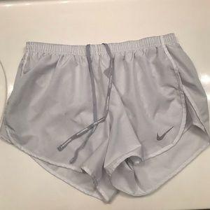 NIKE dri-fit athletic running shorts